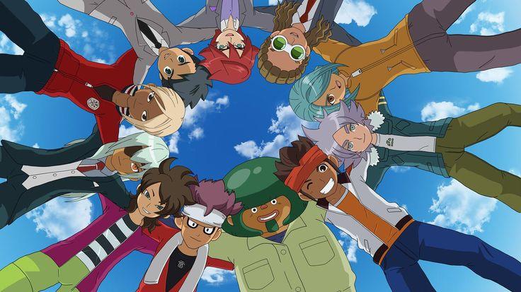 inazuma eleven saison 3 episode 1 - Recherche Google