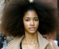 ,: Natural Beautiful, Black Hair, Afro Hair Style, Big Hair, Natural Hair Style, Natural Hairstyles, Hair Length, Natural Hairspir, Black Girls