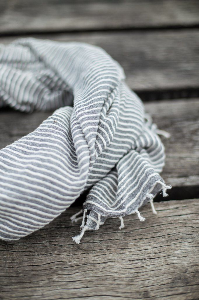 Basu Scarf - Ethically handwoven by artisans in Ethiopia