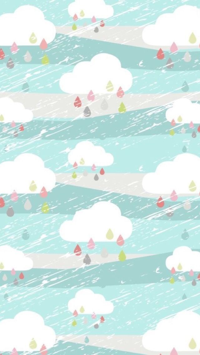 Wallpaper Cath Kidston Iphone 137 Best Cute Clouds Backgrounds☁ Images On Pinterest