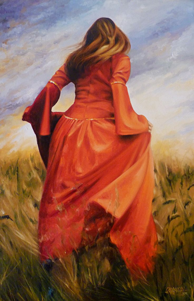 """I Miss You"" Rajasekharan, oil on canvas {figurative art"