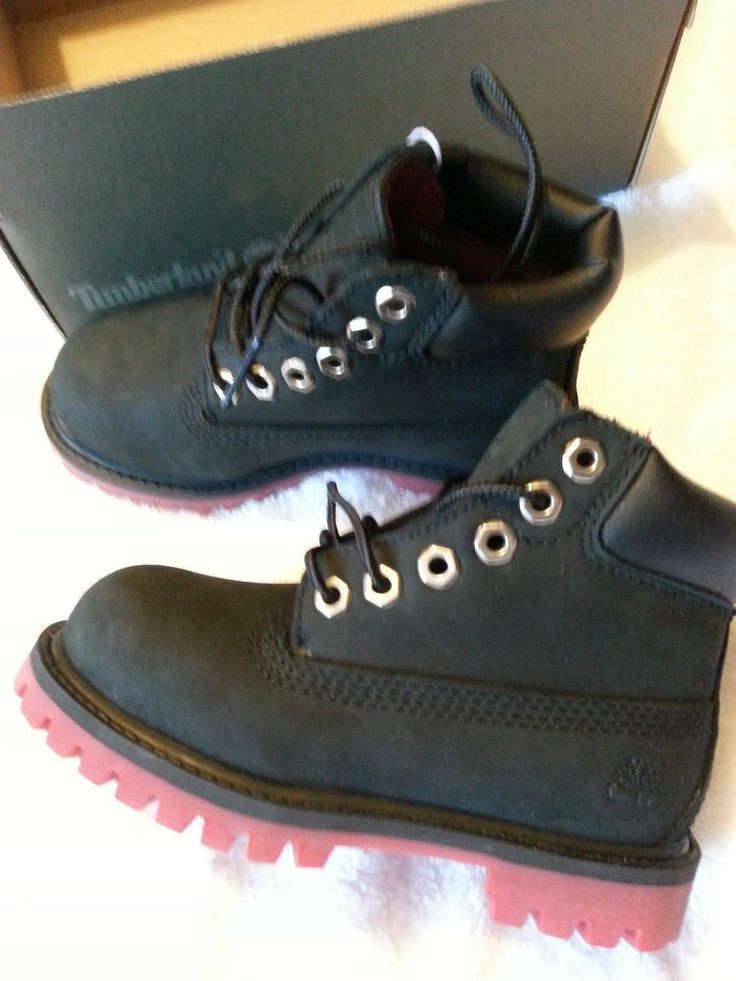 infant timberland boots size 8