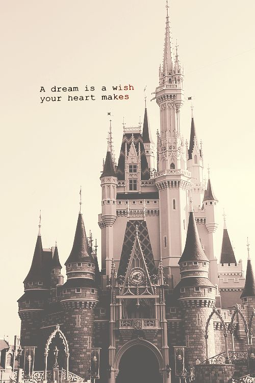 380 best images about Disney quotes & sayings on Pinterest ... A Dream Is A Wish Your Heart Makes Images
