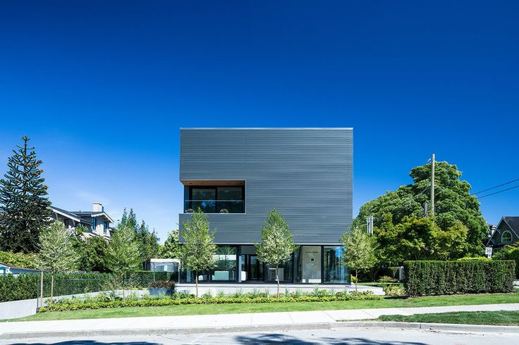 'Cube House' on Vancouver's Golden Mile Lists for C$14 Million - Mansion Global