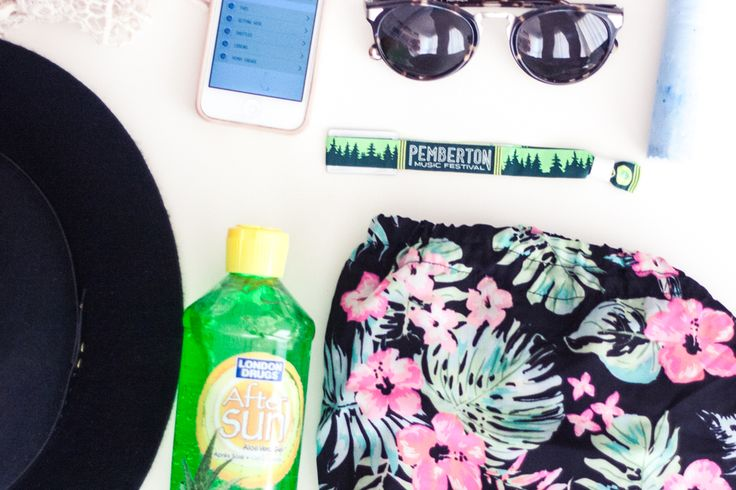 What to Pack & Hacks for a Music Festival Camping #festbest #festivalstyle Festival Style. Packing for a Music Festival