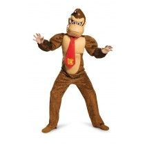 Disguise Donkey Kong Deluxe Super Mario Bros. Nintendo Costume