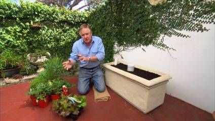 Graham Ross: No Water, No Weed Garden Bed, Ep 28 (08.08.14)