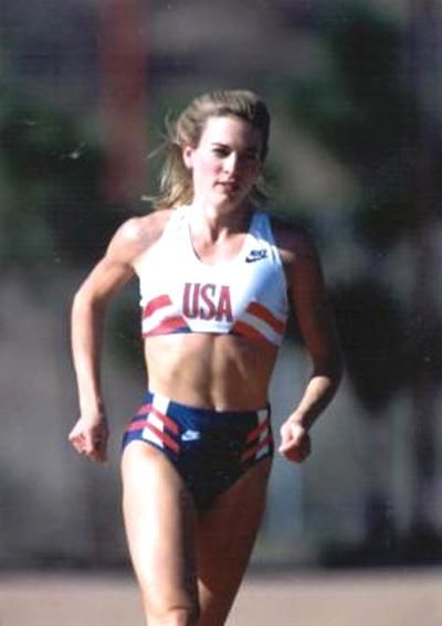 U.S. Olympian's Secret Life As Las Vegas Escort Suzy Favor Hamilton worked as high-priced call girl