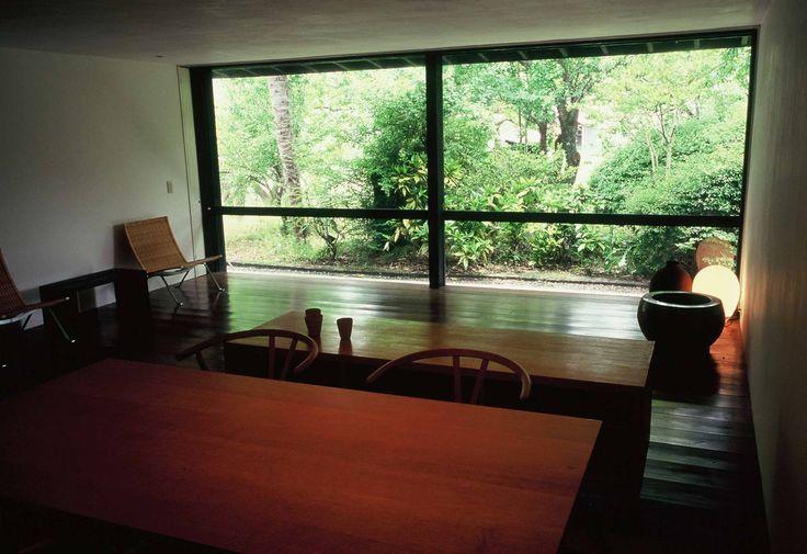 house in Satsuma 1995|南の家 堀部安嗣