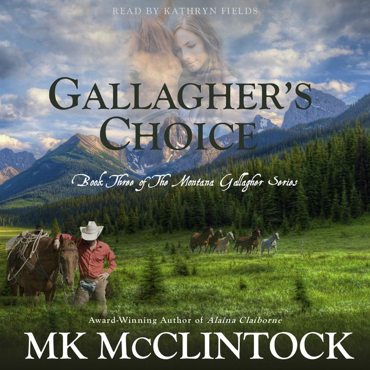 GALLAGHER'S CHOICE Audiobook by MK McClintock