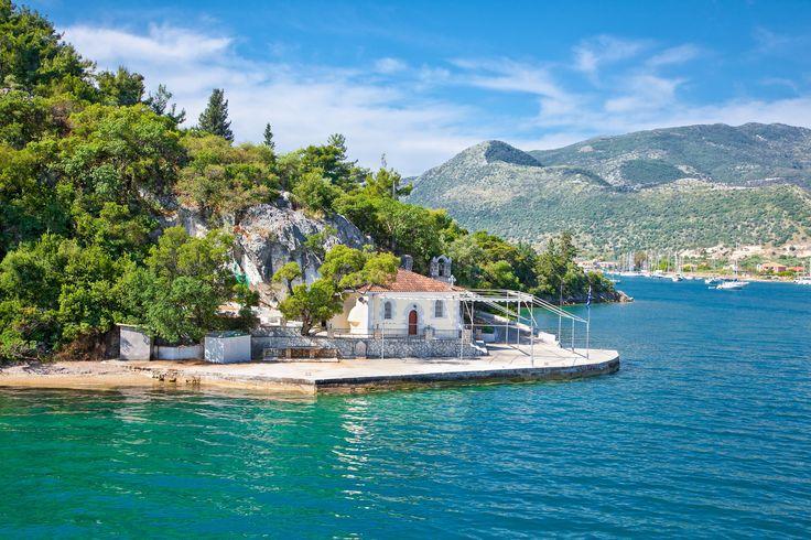 Simple and beautiful. Lefkada.