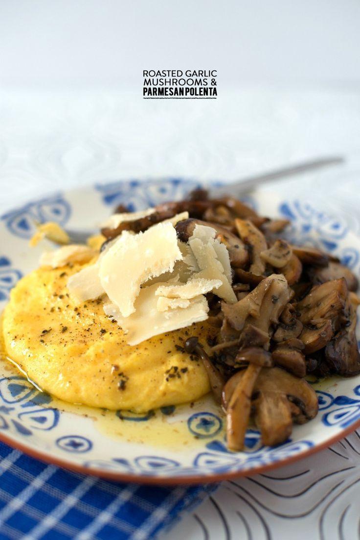 ... Polenta & Grits on Pinterest | Polenta, Grits and Creamy polenta