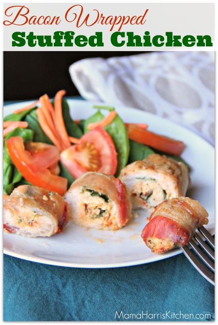 271 best main side dishes mama harris kitchen images on bacon wrapped stuffed chicken the perfect man food for fathers day from mama harris forumfinder Gallery