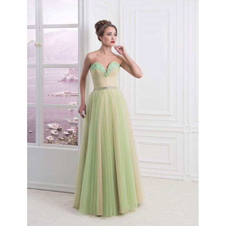 Nádherné večerné šaty si širokou sukňou