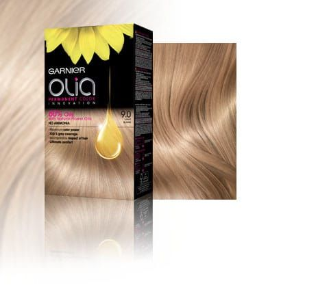 Olia Hair Colour Dye Chart Garnier In 2019 Olia Hair Color