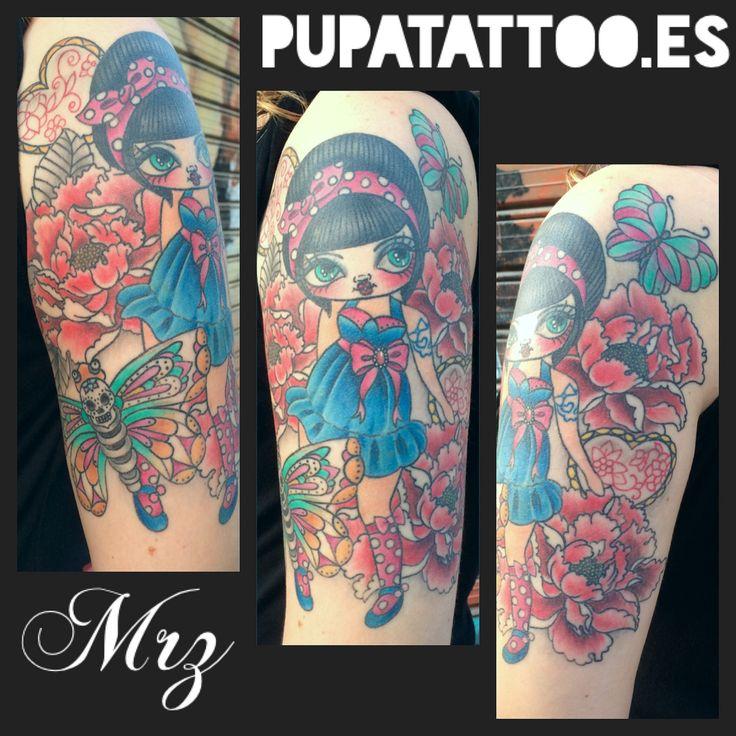 "https://flic.kr/p/vezWU2 | Tatuaje Muñeca Pupa Tattoo Granada | Pupa Tattoo Art Gallery C/Molinos, 15 18009 Granada Spain Telf.: 958 22 12 80  <a href=""https://instagram.com/pupa_tattoo"" rel=""nofollow"">instagram.com/pupa_tattoo</a> <a href=""https://twitter.com/PupaTattoo"" rel=""nofollow"">twitter.com/PupaTattoo</a> <a href=""http://www.pupatattoo.es"" rel=""nofollow"">www.pupatattoo.es</a>"