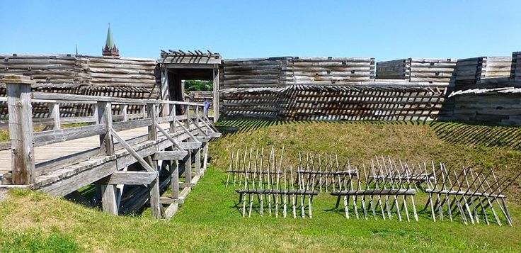 Fort Stanwix Rome Ny Historical Restorations