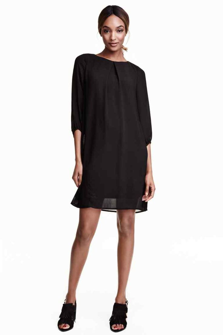 Robe en mousseline | H&M