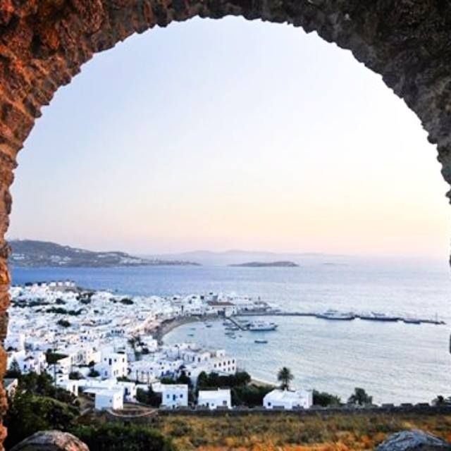 #Explore #Mykonos and then come to #kalua for a #tasty #meal or a #inspiration #cocktail!!  #havefun # relax #followus #kaluamykonos