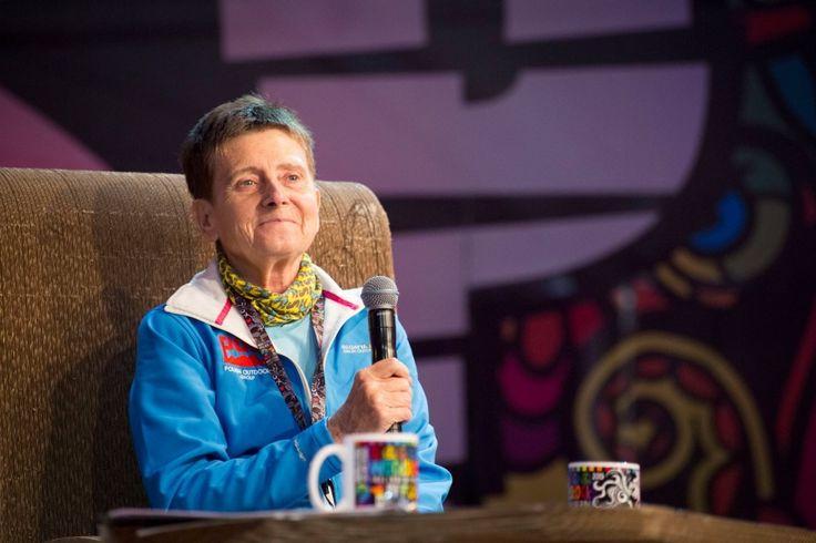 Anna Czerwińska - polska alpinistka i himalaistka, zdobywczyni sześciu ośmiotysięczników i Korony Ziemi.