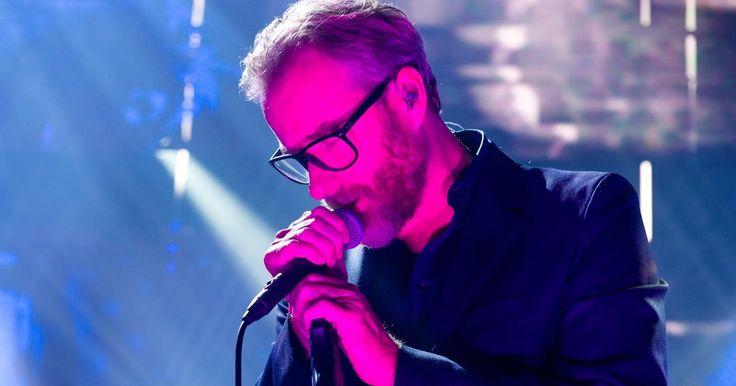 Watch the National Cover Talking Heads' 'Heaven' Live #headphones #music #headphones
