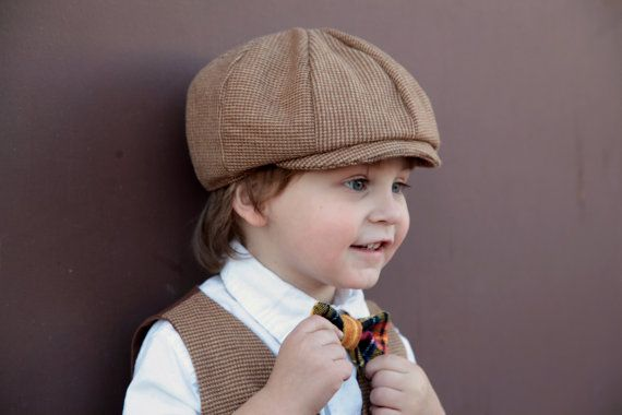 Easter outfit Ring Bearer Outfit Tweed ring door fourtinycousins, $80.00