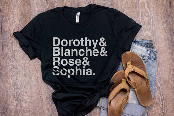 Golden Girls Shirt The Golden Girls Gift Golden Girl Squad Shirt Bea Arthur TV Show T Shirt Best Friends Shirt Betty White Girls Trip Shirts by 25VintagePlace