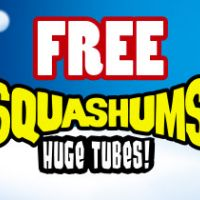 When you do your next Sainsbury's shop you can add these free Munch Bunch Squashums Huge Tubes. When you come to paying your final bill the price of these treats will be deducted.