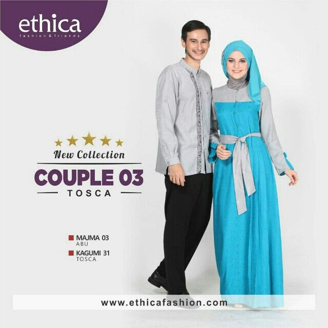 Saya menjual Ethica Sarimbit Couple 03 Tosca seharga Rp177.911. Dapatkan produk ini hanya di Shopee! https://shopee.co.id/detuliphijabstore/185871268/ #ShopeeID  Kata Kunci model baju gaun muslim trend baju muslim terbaru model baju baju muslim baju muslim wanita online fashion muslimah 2017 fashion muslim terbaru toko pakaian muslim busana hijab terbaru toko muslim cari baju murah model busana muslim wanita terbaru busana terkini baju batik anak cari baju muslim model terbaru jual baju…