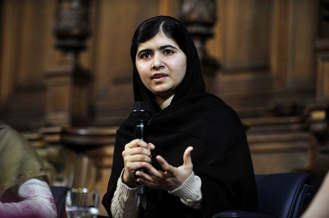Malala Yousafzai and Kailash Satyarthi Are Awarded Nobel Peace Prize : NYTimes - Oct 10, 2014