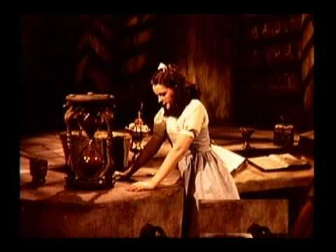 Outtake from The Wizard of Oz in which Dorothy is locked in the Wicked Witch's castle.It was cut because the director said it slowed the movie down. This is amazing!!!!