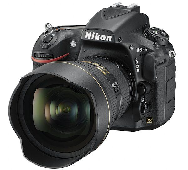 To Make #Astrophotography Easier, #Nikon #D810A DSLR Unpacked
