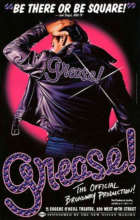 overview of the play grease Thrilling live musical is fun, has iffy messages galore read common sense  media's grease: live review, age rating, and parents guide.