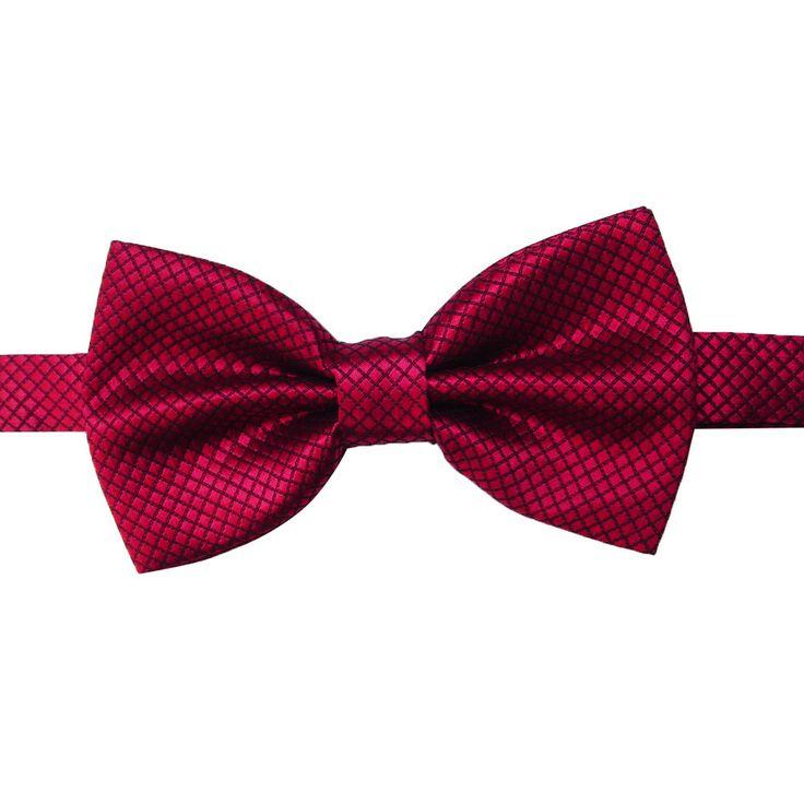 >> Click to Buy << Bow Tie Set Men tuxedo bow tie men red black tartan groom marry groomsmen wedding party 20 colors striped butterfly cravats mens #Affiliate