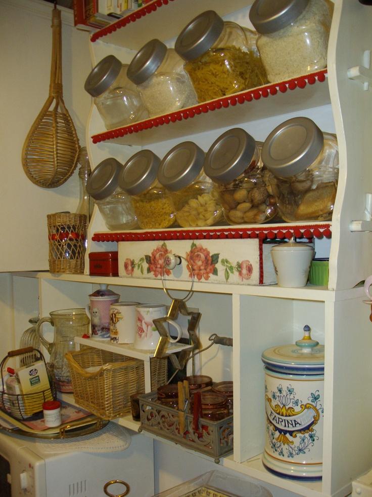 A corner in the kitchen 3