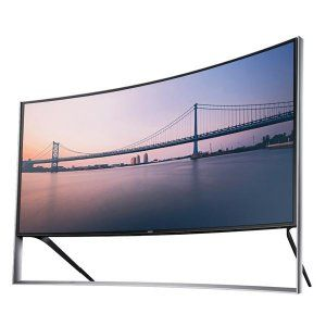 Samsung UN105S9 Curved 105-Inch 4K Ultra HD 120Hz 3D Smart LED TV Price: $119,999.99 in 5 years $500