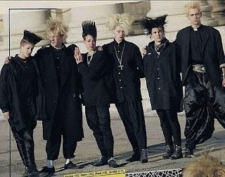 Original 80s German Goths