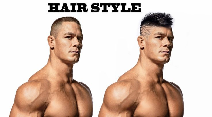 how to change hair style on picsart