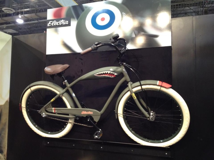 Electra Bicycle Company For Cliffy :)