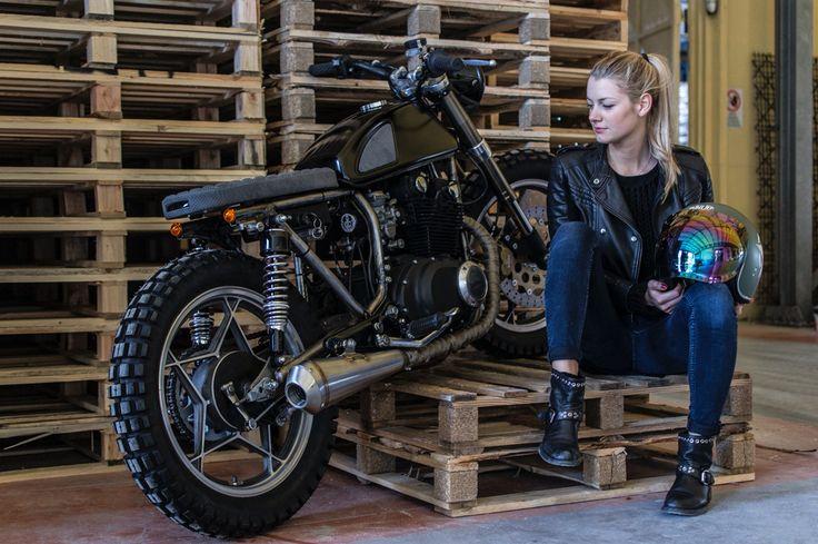 Suzuki GSX  by Entrophymotorbike #cafèrace #custom #entrophymotorbike #suzuki #suzukigsx