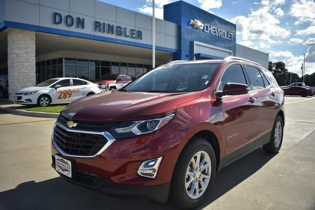 2019 Chevrolet Equinox Vehicle Photo In Temple Tx 76502