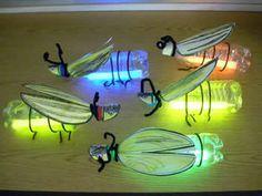 fireflies Slim en andere: een knak-lichtje, lichtstaafje kan ook de lichtbron in je lampion zijn! AK