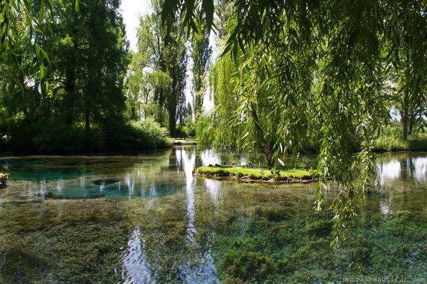 Beautiful Umbria Ru Путешествие по Умбрии: Фонти дель Клитунно