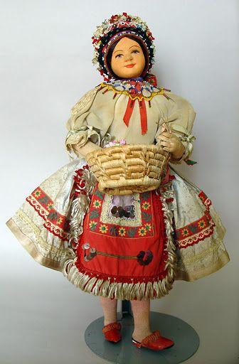 A Kárpátmedence viseletei - 104227362733955419577 - Picasa Web Albums  A doll from Sarkoz