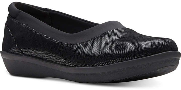 f48bf365a36 Clarks Collection Women s Ayla Pure Cloudsteppers Flats
