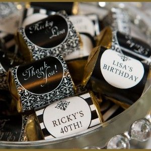 60th Birthday Party Favors Gallery Images Related To