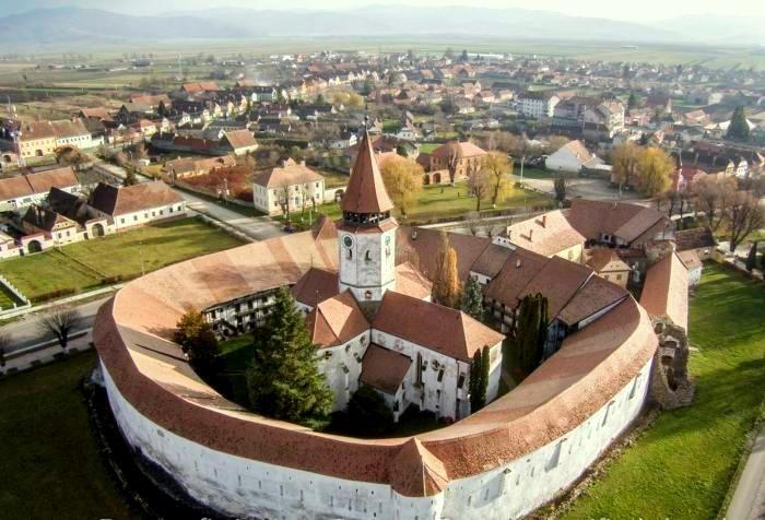 Prejmer Fortified Church, UNESCO heritage - Brasov County, Romania