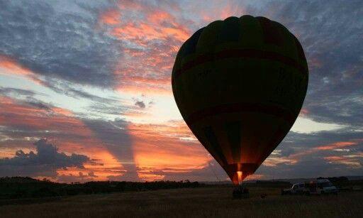 Barossa balloon
