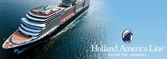 Holland America Line - Win Your Choice of 7-Day Cruise for 2 - http://sweepstakesden.com/holland-america-line-win-your-choice-of-7-day-cruise-for-2/