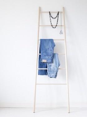 Tikas ladder, birch